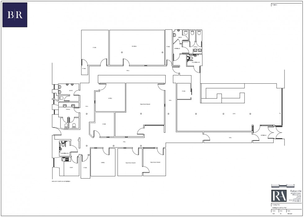 Floorplan for Nicolson Street, Greenock