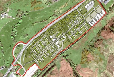 Ten-Year Regeneration Plan Laid Out For Spango Valley Site In Greenock