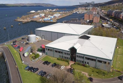 Ferguson Marine Commits To Expansion At Cartsburn Site in Greenock