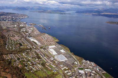 Inverclyde Industrial Vacancies Enjoy Dramatic Fall Thanks To Lettings