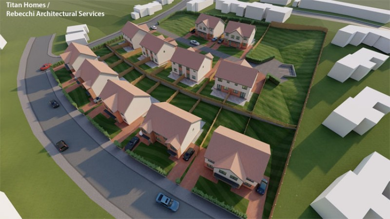 Planning Application Submitted For New Gourock Housing