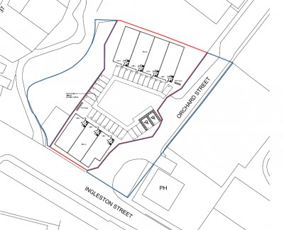 New Commercial Development Proposed For Vacant Site in Greenock