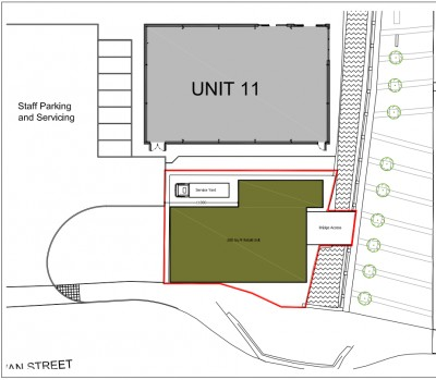 Planning Application Submitted For Retail Unit At Port Glasgow Shopping Park