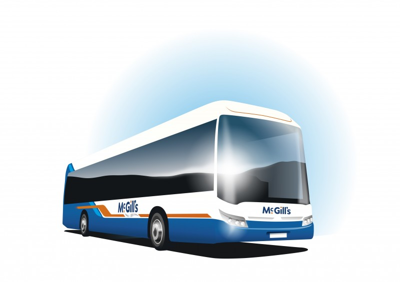 McGill's Places New £15m Order For 33 All-Electric Buses
