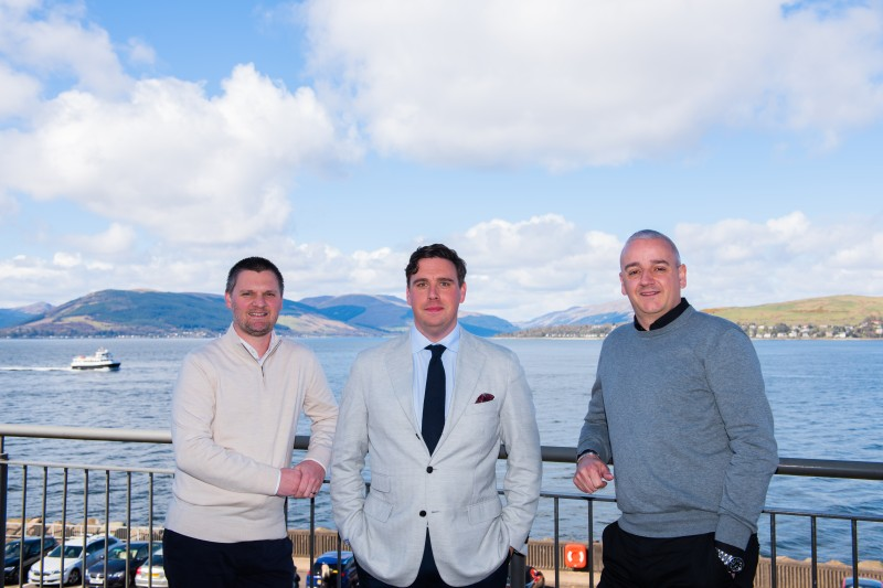Gourock Businesses Announce Expansion Into New Premises In Town Centre